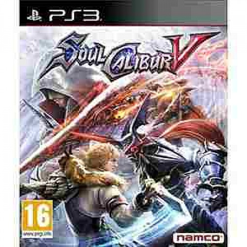 Soulcalibur V PS3