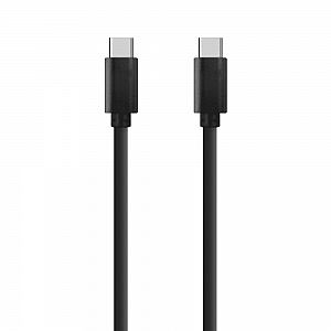 Καλώδιο δεδομένων, DeTech, USB Type-C - USB Type-C 2.0, 1.0m