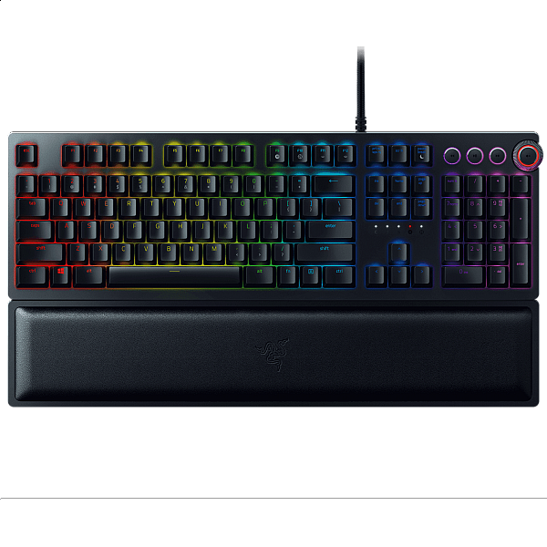 Razer Huntsman Elite Opto-Mechanical Gaming Keyboard US