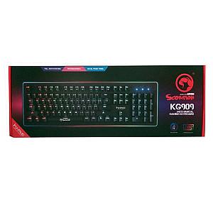 Gaming Πληκτρολόγιο Marvo KG909 RGB Mechanical - Mαύρο