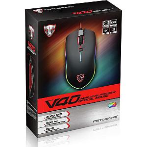 Motospeed V90 Gaming Ποντικι Mε LED