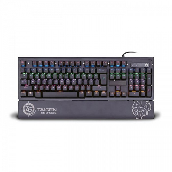 Keyboard Mechanical Zeroground KB-2400G TAIGEN v2.0