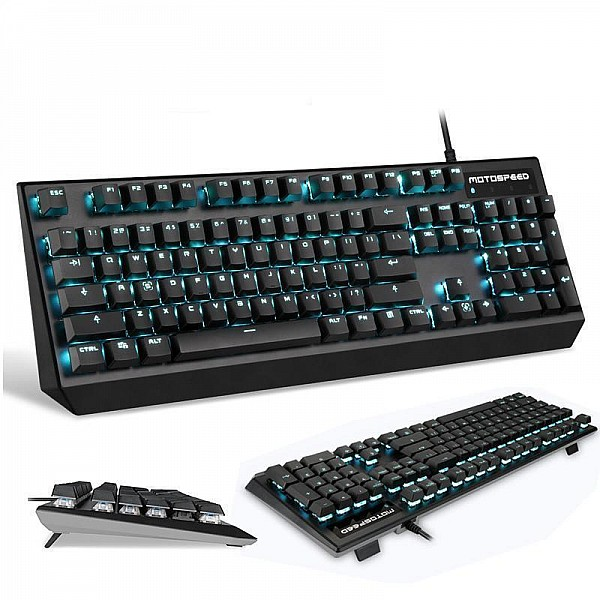 Gaming Keyboard Motospeed K95 (Blue Switches)